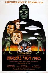 Invaders From Mars Movie Poster Masterprint EVCMCDINFRFE001