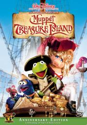 Muppet treasure island-50th anniversary edition (dvd) D40425D