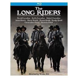 Long riders (blu-ray/1980/2 discs/ws 1.85) BRK21611