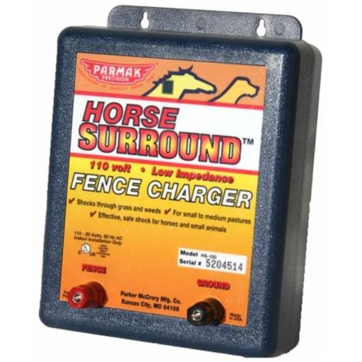 Parker Mccrory Horse Surround Fence Charger HS-100