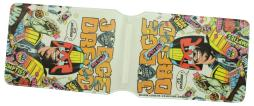 2000 AD Judge Dredd Ump Candy It's Delicious! Travel Pass Holder