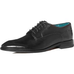 Ted Baker Mens Parals Leather Lace-Up Derby Shoes