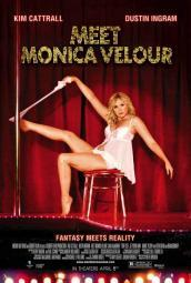 Meet Monica Velour Movie Poster (11 x 17) MOVEB47573