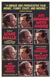 My Dinner with Andre Movie Poster (11 x 17) MOV201893
