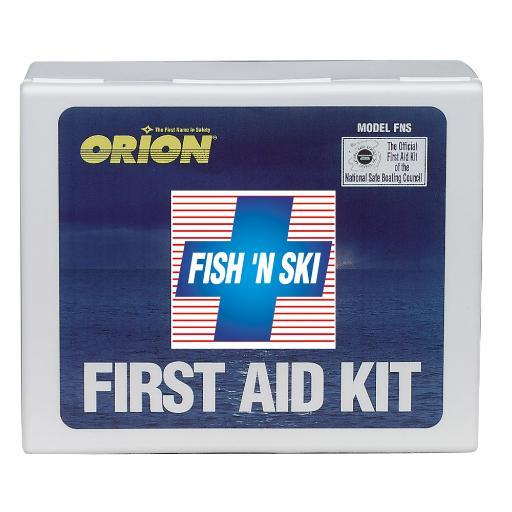 Orion safety products orion fish 'n ski first aid kit 963