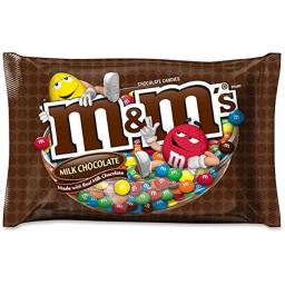 M & M Industries 24908 19.2 oz M & MS Chocolate Candies