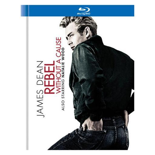 Rebel without a cause (blu-ray/digibook) 1283352