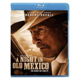 Night in old mexico (blu-ray/ws 2.39/16x9/5.1 sur) BRP4F63516