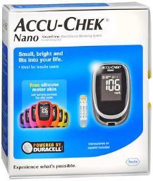 Accu-chek Nano Smartview Blood Glucose Monitoring System - 1 Each