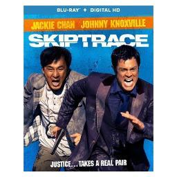 Skiptrace (blu ray) (ws/eng/eng sub/span sub/eng sdh/5.1 dts-hd) BR50389