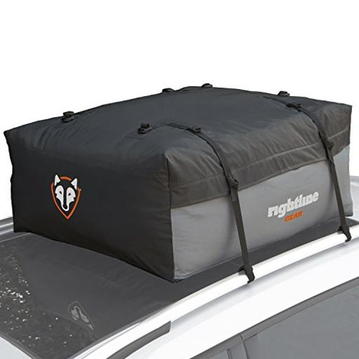 Sport Jr. Car Top Carrier With Car Clips