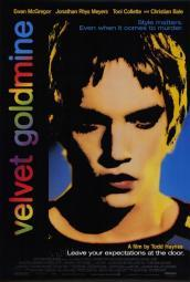 Velvet Goldmine Movie Poster Print (27 x 40) MOVEH0637