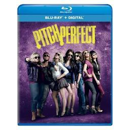 Pitch perfect (blu ray w/digital) (new packaging) BR61193893