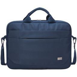 "Case Logic Advantage 14"" Attaché-Dark Blue"