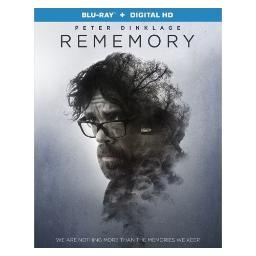 Rememory (blu ray w/digital hd) (ws/eng/span sub/eng sdh/5.1 dts-hd) BR53156