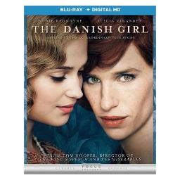 Danish girl (blu ray w/digital hd) BR62176396