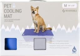 "Dri-tail Cooling Mat 26""x20""-reversible Blue/grey"