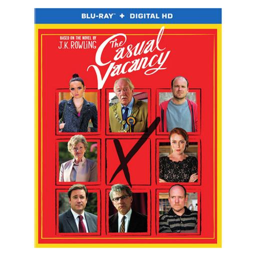 Casual vacancy (blu-ray) G71HQ6EYXCW3ARYD
