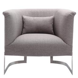 armen-living-lc560chgr-30-x-34-x-30-in-elite-accent-chair-brushed-stainless-steel-with-grey-fabric-1e048f7fe9e655d8