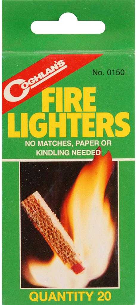 Coghlan's ltd. 150 fire lighters