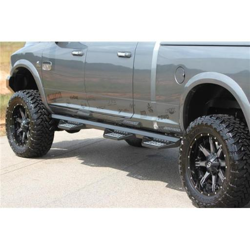 Iron Cross IRO9998 1999 - 2016 GM Cabs, 2002 - 2008 Ram & 2003 - 2009 2500 & 3500 Quad Cab 6.5 ft. Bed Wheel to Wheel with Step