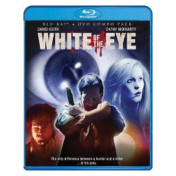 White of the eye (blu-ray/dvd combo/1987/digital/2 disc) BRSF16333