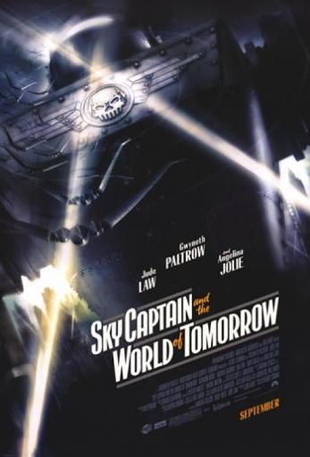 Sky Captain and the World of Tomorrow - style D Movie Poster (11 x 17) NYTATVMDNSQMH1GL