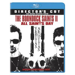 Boondock saints ii-all saints day (blu ray) (ws/2.35/eng/german/indon/kor) BR43076