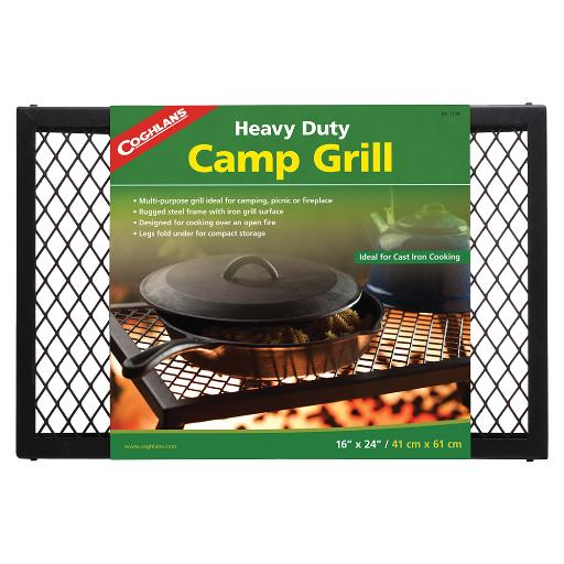 Coghlans C6R-1130 Heavy Duty Camp Grill
