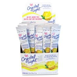 Kraft Foods KRF79660 On-The-Go Mix Sticks, Sugar Free, .17oz, 30-BX, Lemonade