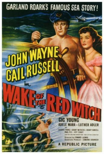Wake of the Red Witch Movie Poster Print (27 x 40) MNLDIIDCYCQGPZCU