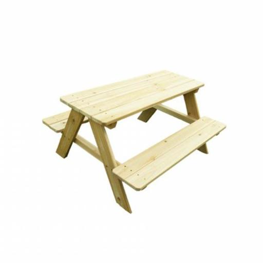 Merry Products TB0020000010 Kids Picnic Table