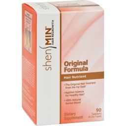Shen Min Hair Nutrient Original Formula - 90 Tablets