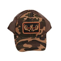 Browning 308299881 browning 308299881 cap, racked brown
