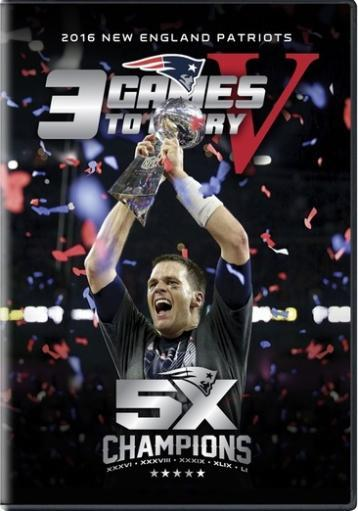 3 games to glory v (dvd) (3discs/ws) AVKMRHA1UTAKAVWL