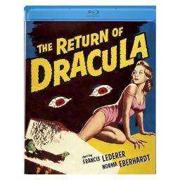 Return of dracula (blu-ray/1958) BROF1286