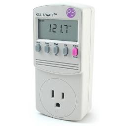 P3 Kill A Watt pm002 Usage Electricity Monitor