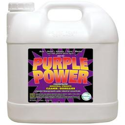 Aiken Chemical 4322P 2.5 Gallon Purple Power Concentrate Cleaner & Degreaser