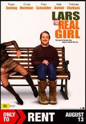 Lars and the Real Girl Movie Poster (11 x 17) MOV413363