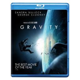 Gravity (blu-ray/dvd combo/uv/2 disc) BR292717