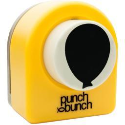 """Punch Bunch Large Punch Approx. 1.25""""-Balloon 4P-289"""