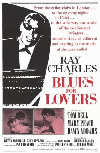 Blues for Lovers Movie Poster (11 x 17) W6BSOQAITVPPYAMB