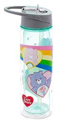 Care Bears 18 oz. Tritan Water Bottle Bear Multicolor TV Cartoon Recyclable