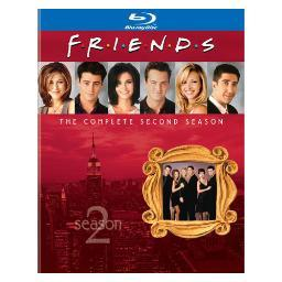 Friends-complete 2nd season (blu-ray/2 disc) BR298467