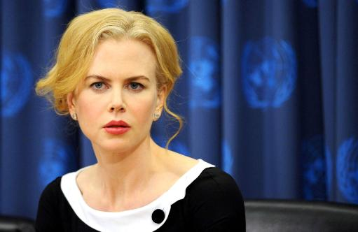 Nicole Kidman At The Press Conference For Unifem'S
