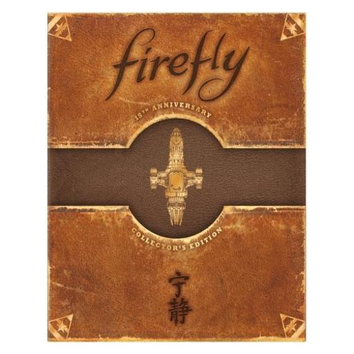 Firefly-15th anniversary collectors edition (blu-ray/3 disc) KUZFCBLMKNHCBSNS