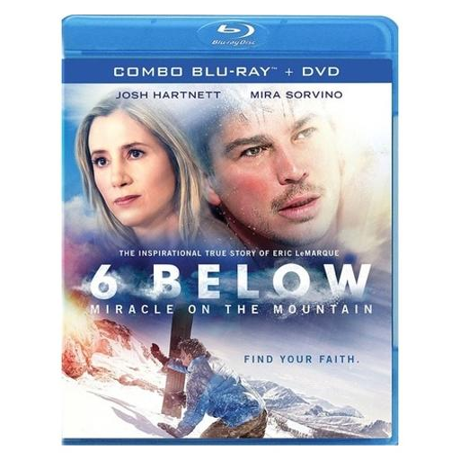 6 below-miracle on the mountain (bluray/dvd combo) OQWBBA7FBRADGJHM