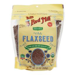 Bob's Red Mill - Organic Whole Flaxseeds