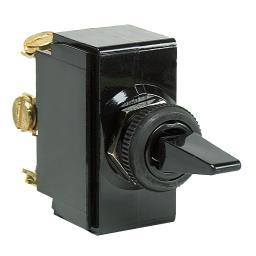 Cole hersee standard toggle switch spdt (on)-off-(on)