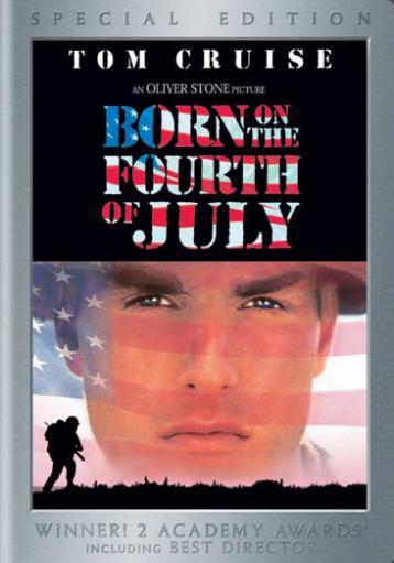 Born on the 4th of july (dvd) (special ed/dol dig 5.1